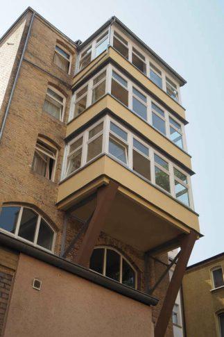 Sanierung-Balkon-2-Roß-Ingenieure-Stuttgart-Neubau-Anbau-Umbau-Sanierungen-Sanierung einer Veranda